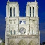 Notre dame de Paris - France — Stock Photo #7280144
