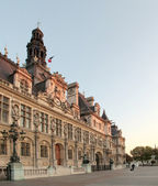 City hall of Paris - France — Stock Photo