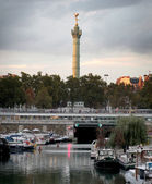 Bastille - Paris - France — Stock Photo