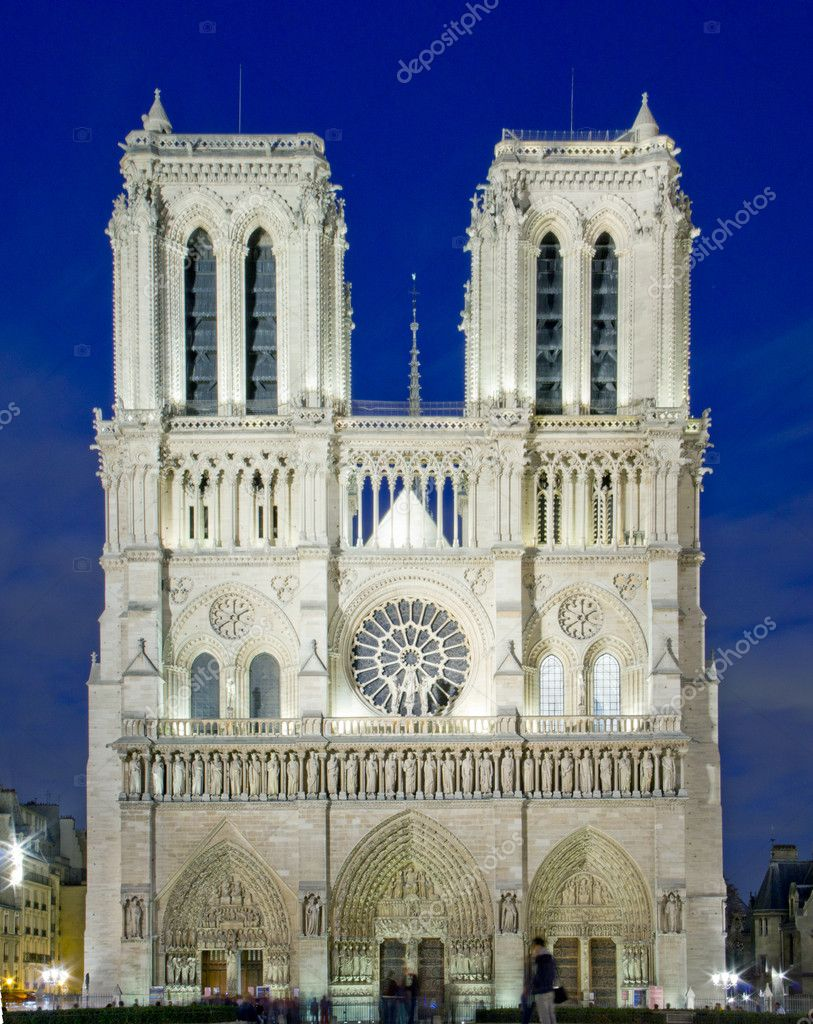 A picture taken inside Paris - France — Stock Photo #7280144