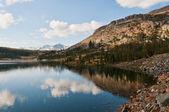 Tioga Lake — Stockfoto