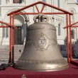 The main bell of the cathedral of Nicholas the Wonderworker. Kronstadt — Stock Photo