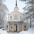 Znamenskaya church in Tsarskoye Selo — Stock Photo #7672282