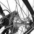 Bicycle detail — Stockfoto
