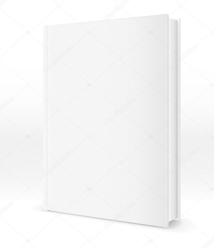 Book template  Stock vektor #7867201