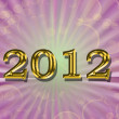 2012 background — Stock Photo