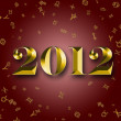 2012 astrology - Stock Photo
