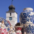 Stock Photo: Pottery in Sibiu