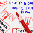 How to increase traffic to your website — Stock Photo #7897724