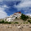 Thiksey Gompa or Thiksey Monastery — Stock Photo