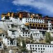 Thikse Gompa or Thikse Monastery — Stock Photo