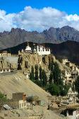 Lamayuru Monastery of Ladakh Himalaya — Stock Photo