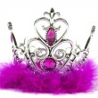 Pink crown — Stock Photo #7496066