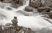 Pila de piedra — Foto de Stock