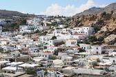 Lindos Village in Rhodes, Greece — Fotografia Stock