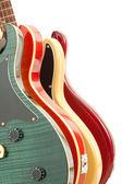Four Electric Guitars — Stock Photo