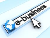 E-business — Stock Photo