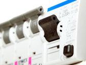 электрические предохранители — Стоковое фото