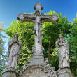 Holy Crucifix in Aachen (Germany) - Stock Photo