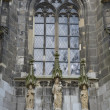 The Cathedral in Aachen (Germany) - Stock Photo