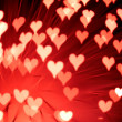Abstract st valentine background - Stock Photo
