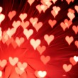 Royalty-Free Stock Photo: Abstract st valentine background