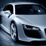 Luxury sport car — Stock Photo