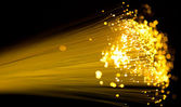 Fiber optics — Stock Photo