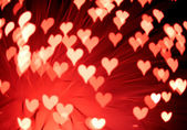 Abstract st valentine background — Stockfoto
