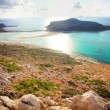 Balos beach, crete, greece — Stock Photo