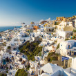 Santorini summer - Stock Photo