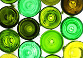 Wine bottles — Fotografia Stock