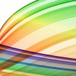 Royalty-Free Stock Photo: Multicolored curves