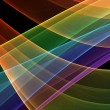 Mystical colored curves — Stock Photo #6959507