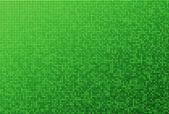 Green mosaic pattern — Stock Photo