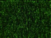 Matrix style background — Stock Photo