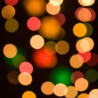 Christmas bokeh — Stock Photo #6960063