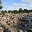 Stock Photo: Seashore near tallinn, estonia