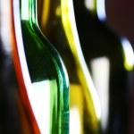 Bottle shapes — Stock Photo
