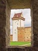 Narva castle — Stock Photo