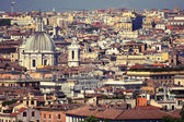 Roofs of rome — Stockfoto