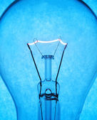 Light bulb close-up — Stock Photo