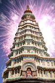 Diwali Temple — Stock Photo