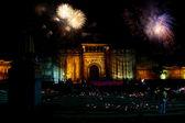 Diwali w indiach — Zdjęcie stockowe