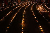 Diwali belysning — Stockfoto