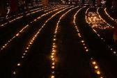 Diwali oświetlenie — Zdjęcie stockowe