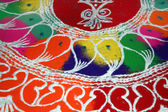 Colorful Rangoli Design — Stock Photo