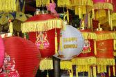Lanternes de diwali — Photo