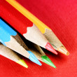 Sharp pencils - Stock Photo