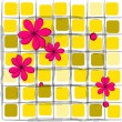 Vecteur: Floral seamless pattern